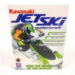 Kawasaki Jet Ski Watercraft (PC Big Box, 2000, Monkey Byte Development)