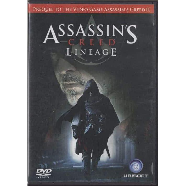Assassin S Creed Lineage Dvd