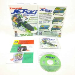 Kawasaki Jet Ski Watercraft (PC Big Box, 2000, Monkey Byte)