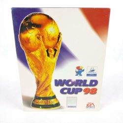 World Cup 98 (PC Big Box, 1998, Electronic Arts)