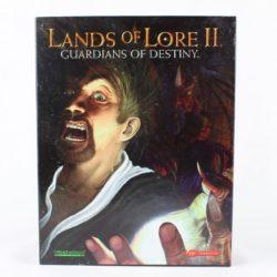 Lands of Lore II: Guardians of Destiny (PC Big Box, 1997, Westwood)