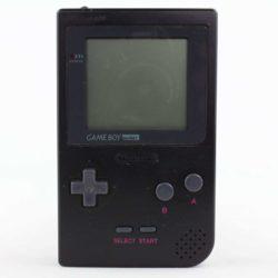 Game Boy Pocket (Sort)