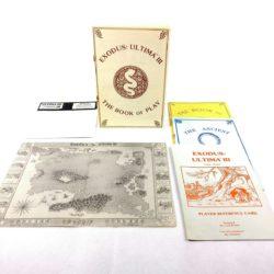 Exodus: Ultima III (C64 - Disk)