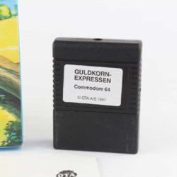 Guldkorn Expressen (C64 Cartridge - Boxed)