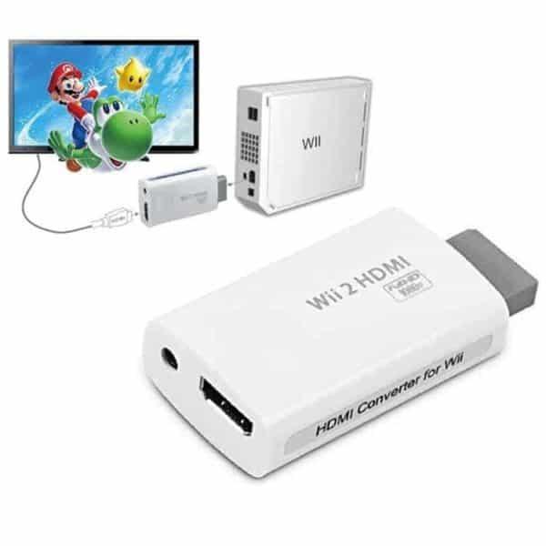 Nintendo Wii HDMI Adapter