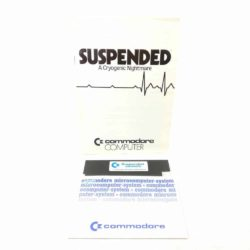 Suspended (Commodore 64 - Disk)