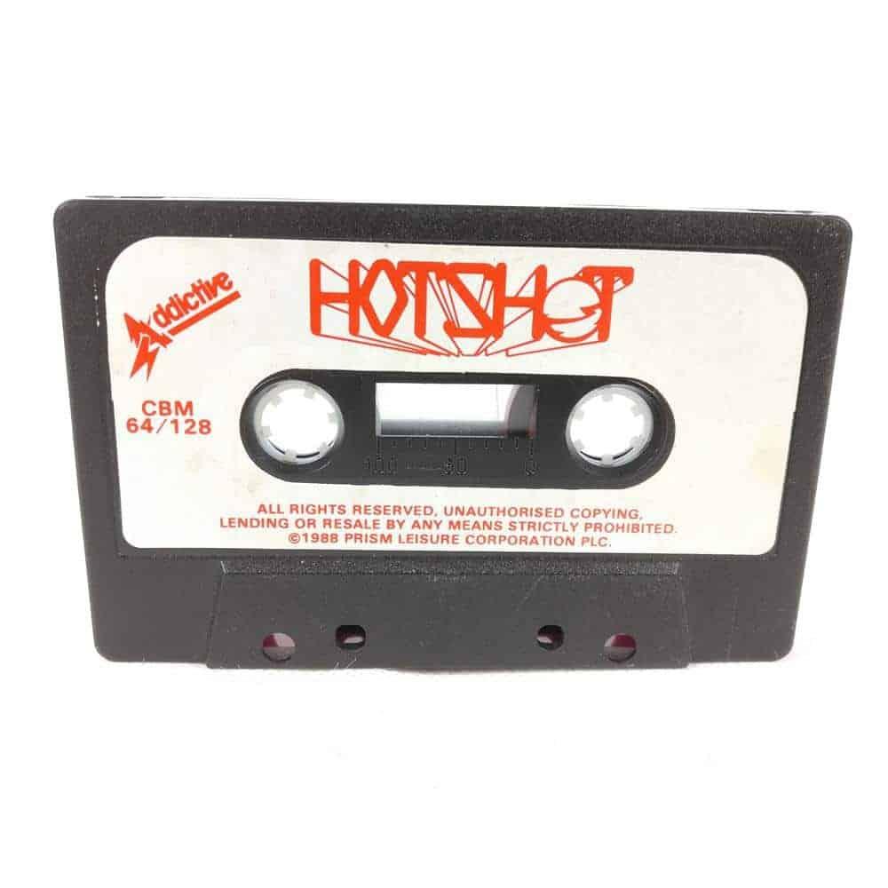 Hotshot (Commodore 64 Cassette)
