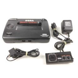 SEGA Master System II Konsol m. 1 Gamepad (Sonic the Hedgehog)