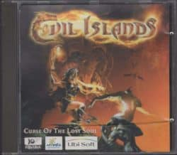 Evil Islands: Curse of the Lost Soul (PC - Jewelcase)