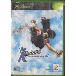ESPN Winter X Games Snowboarding 2002 (Microsoft Xbox)