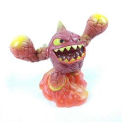 Skylanders Eruptor (Lightcore) - Series 2 - Giants - 84552888