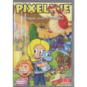 Pixeline: Drager over Pixieland (PC og Mac)