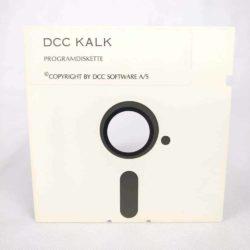 DCC Kalk - Programdiskette (IBM/PC - Disk)