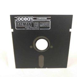 Batman: The Movie (Commodore 64 - Disk)