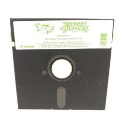 Teenage Mutant Hero Turtles (Commodore 64 - Disk)