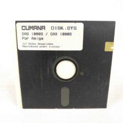 Cumana CAS 1000S/CAX 1000S Disk.sys for Amiga