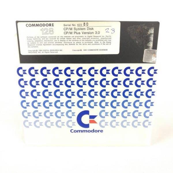 Commodore 128 CP/M System Disk - Plus Version 3.0 (Commodore)