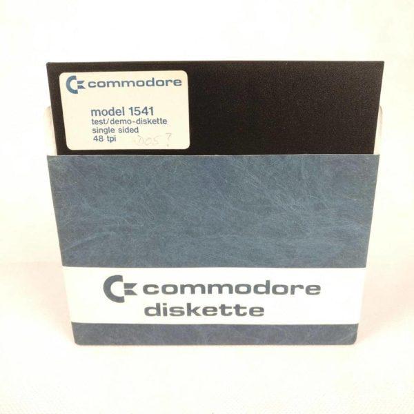 Commodore Model 1541 Test/Demo Diskette