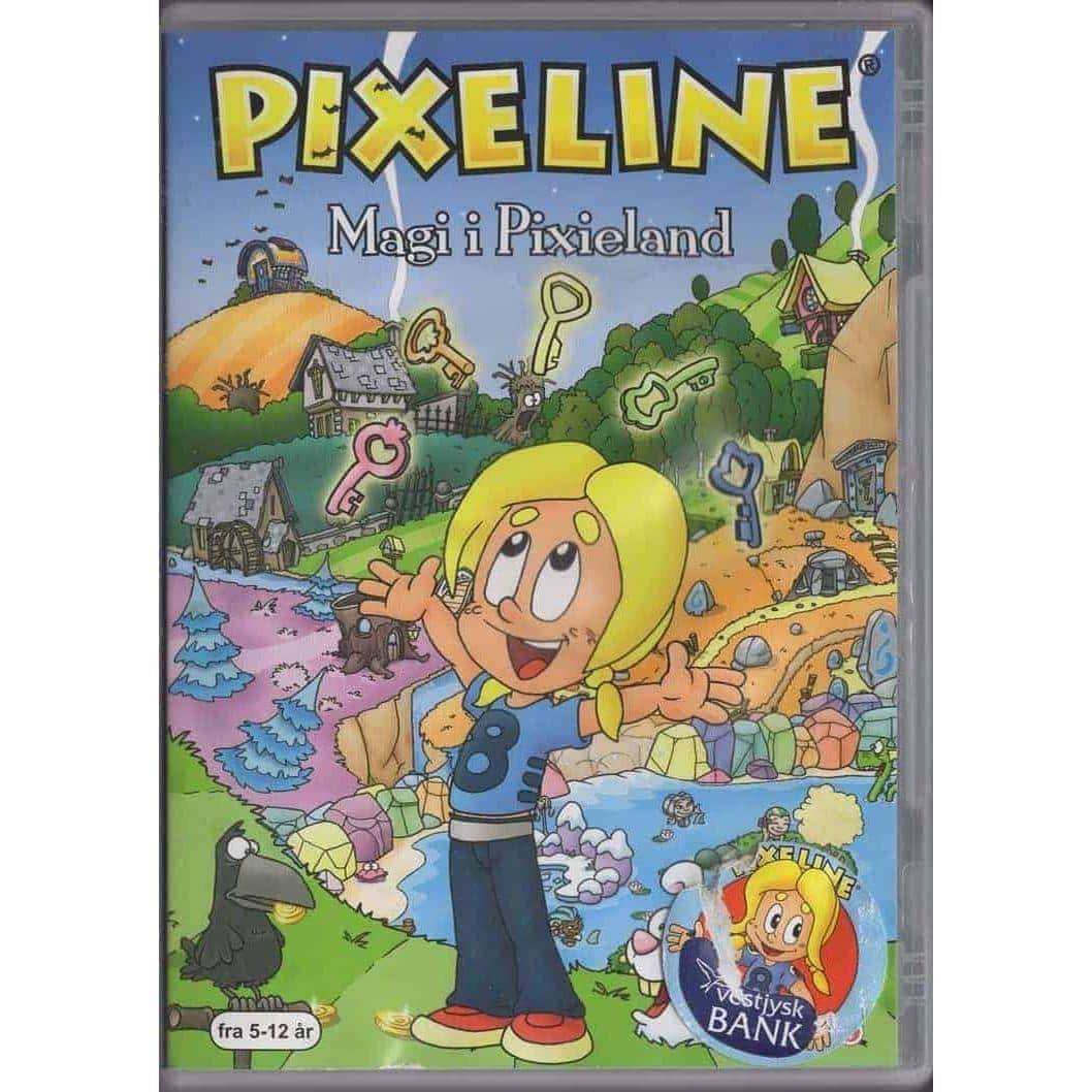 Pixeline - Magi i Pixieland (PC)