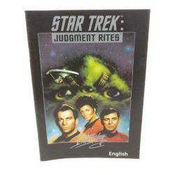Star Trek: Judgment Rites (PC Big Box manual)