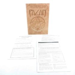 Pagan: Ultima VIII (PC Big Box manual)
