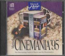 Microsoft Cinema 95 (PC)