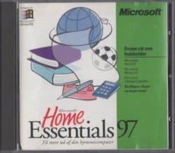 Microsoft Home Essentials 97 (PC - Dansk)