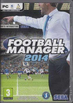 Football Manager 2014 (PC/MAC)