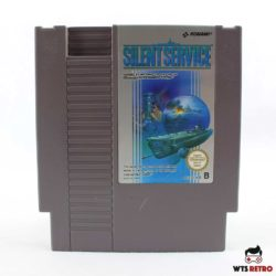 Silent Service (Nintendo NES, PAL-B)