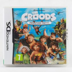 The Croods: Prehistoric Party! (Nintendo DS)