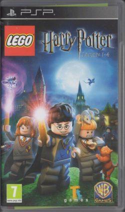 LEGO Harry Potter Jahren 1-4 (Sony PSP)