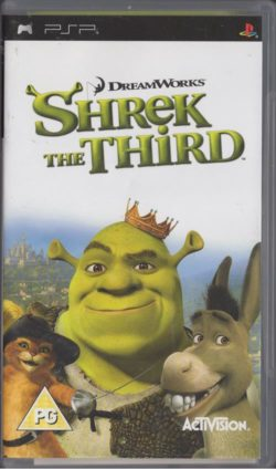 Shrek the Third (Sony PSP)