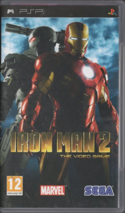 Iron Man 2: The Video Game (Sony PSP)