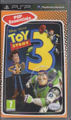 Disney•Pixar Toy Story 3 (Sony PSP - Essential)