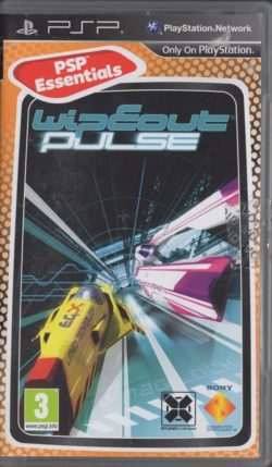 WipEout Pulse (Sony PSP - Essential)