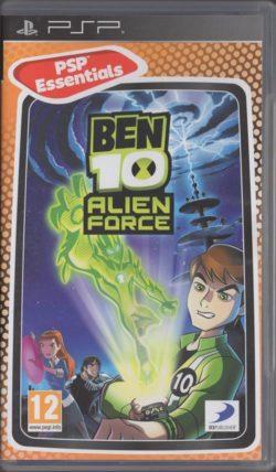 Ben 10: Alien Force (Sony PSP - Essential)