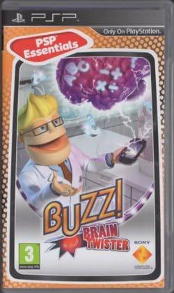 Buzz!: Brain Twister (Sony PSP - Essentials)
