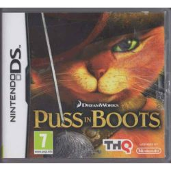 Puss in Boots (Nintendo DS)