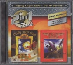 2in1 Pack (Flying Corps Gold + F/A-18 Hornet 3.0 - PC Jewelcase)