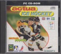 Actua Ice Hockey (PC Jewelcase)