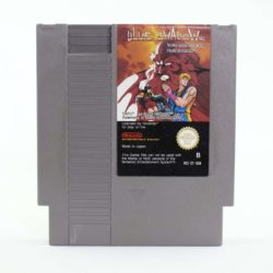 Blue Shadow (Nintendo NES, PAL-B, SCN)