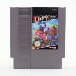 Defender of the Crown (NES, PAL-B, SCN)