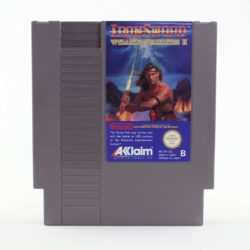 IronSword: Wizards & Warriors II (NES, PAL-B, SCN)