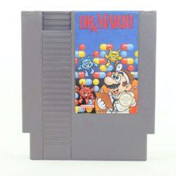 Dr. Mario (Nintendo NES, PAL-B, SCN)