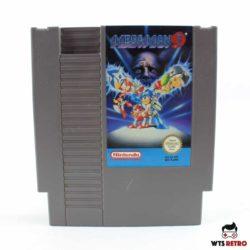 Mega Man 3 (NES, PAL-B)
