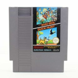 Super Mario Bros. / Duck Hunt (NES, PAL-B, SCN)