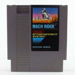 Mach Rider (Nintendo NES, PAL-B)