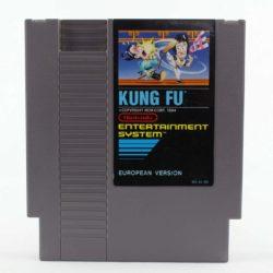 Kung Fu (Nintendo NES, PAL-B, European Version)