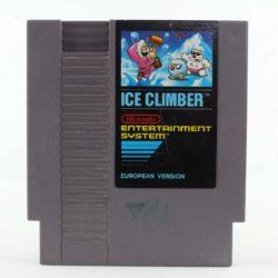 Ice Climber (Nintendo NES, PAL-B, European Version)