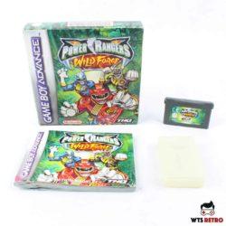 Power Rangers: Wild Force (Game Boy Advance - Boxed - CIB)